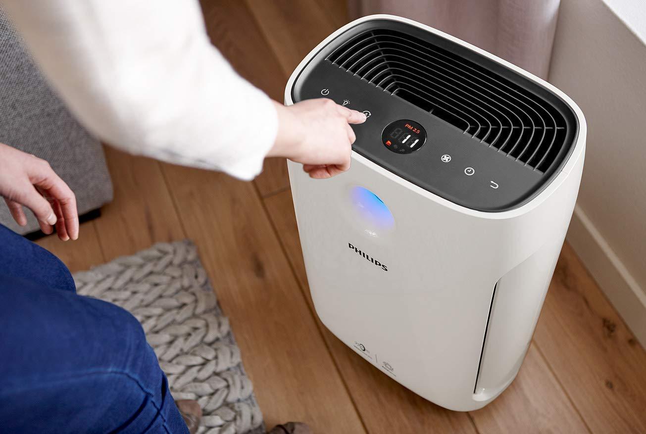 Máy lọc không khí Philips - Một lựa chọn cần thiết cho gia đình bạn