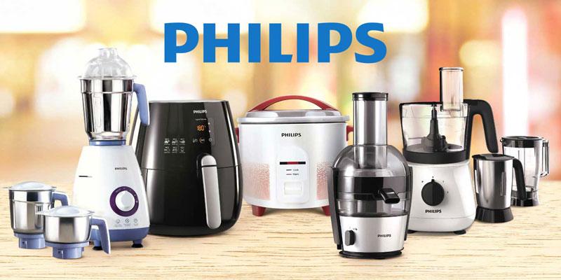 Philips là Tập đoàn điện tử gia dụng hàng đầu thế giới