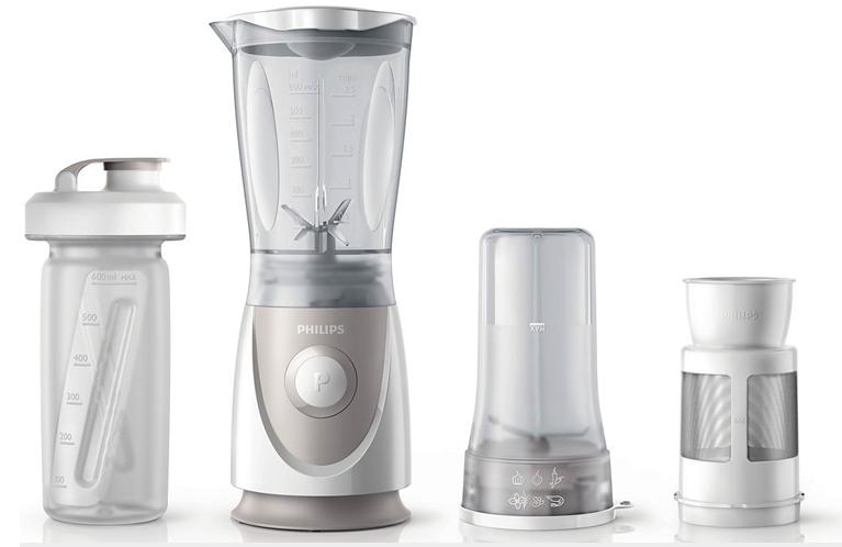 Review tất tần tật về các loại máy xay sinh tố Philips