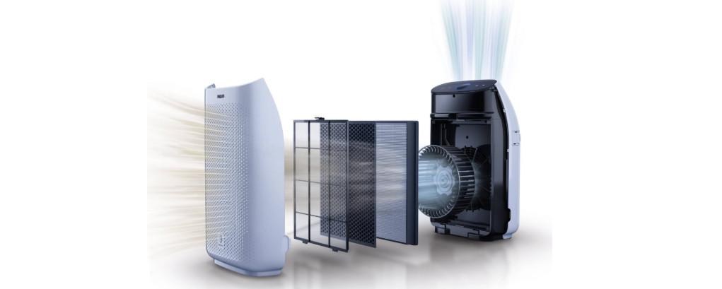 Máy lọc không khí Philips