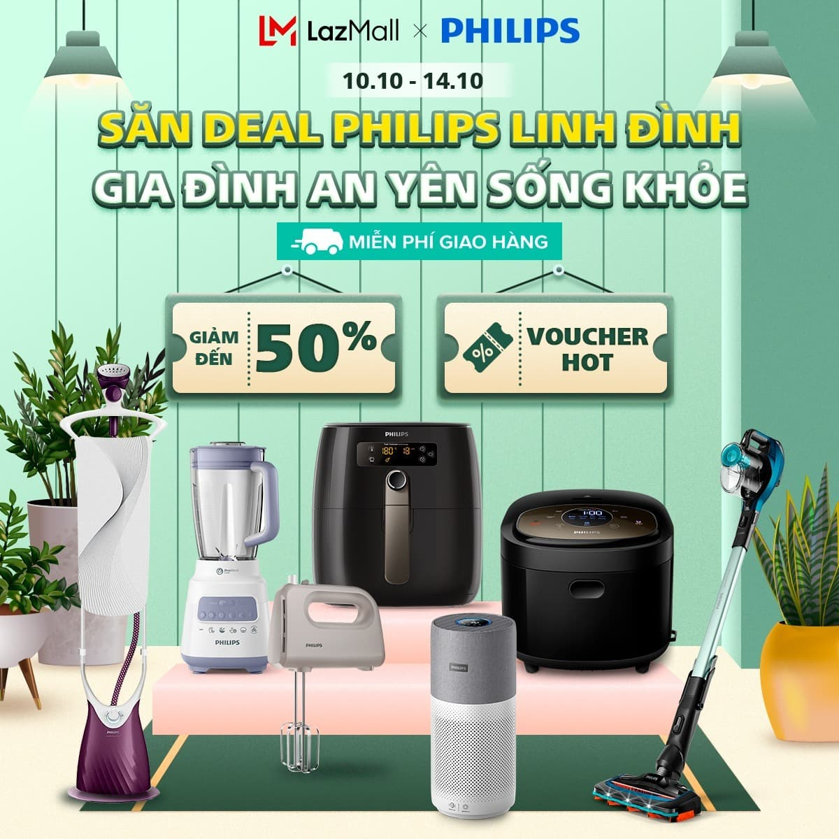 Philips Sale 10.10
