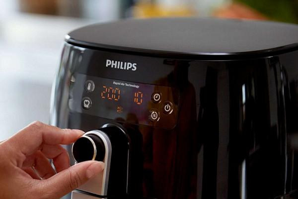 Nồi chiên không dầu Philips HD9745
