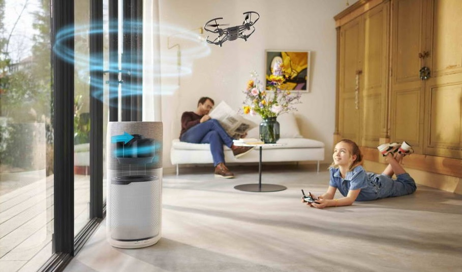 Máy lọc không khí Philips AC2936:13 thiết kế gọn đẹp, dễ dùng, lọc không khí tối ưu, thích hợp sử dụng trong các gia đình hiện đại