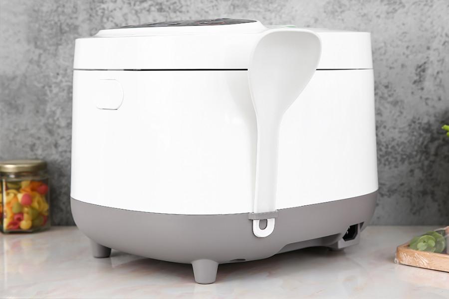 Nồi cơm điện Philips HD4533 đơn giản hoá công việc nấu nướng