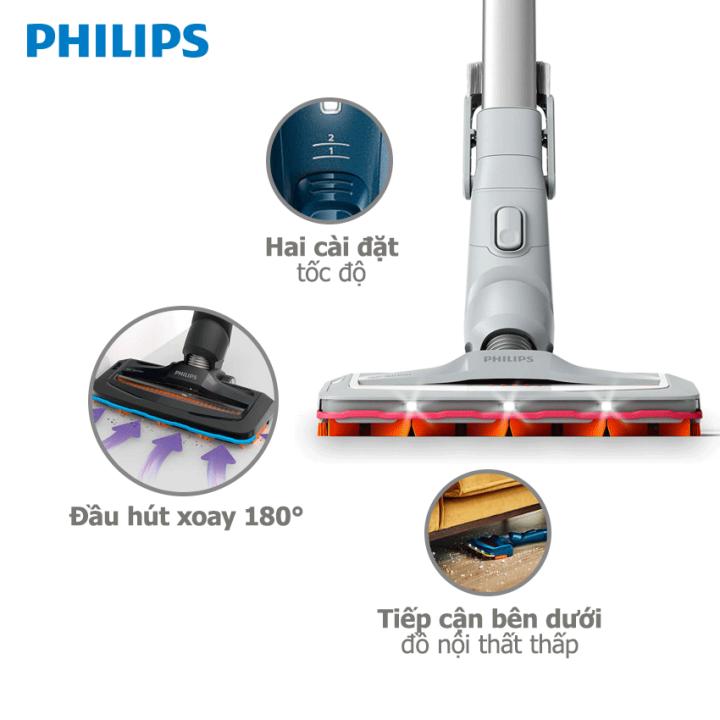 máy hút bụi không dây Philips FC6723